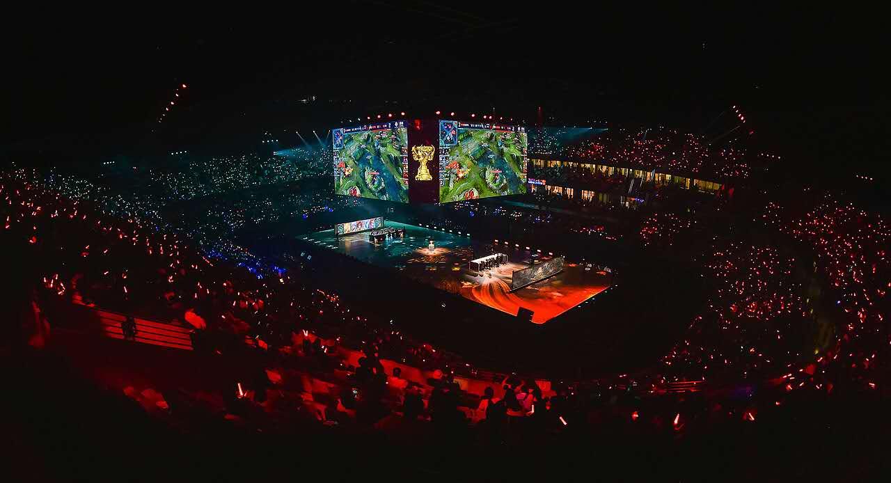 """对话""""电竞北京2020""""合作方:电竞不仅是打游戏图片"""