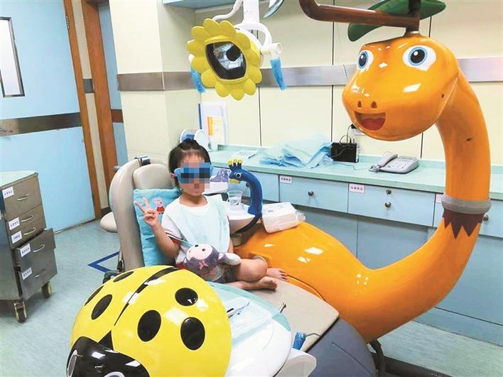 罗湖医院儿童口腔科迎来暑假就诊潮