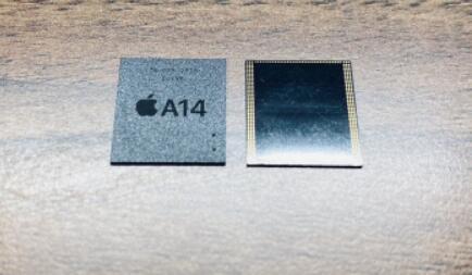 苹果 A14 芯片组件曝光 iPhone 12 发布不远了?