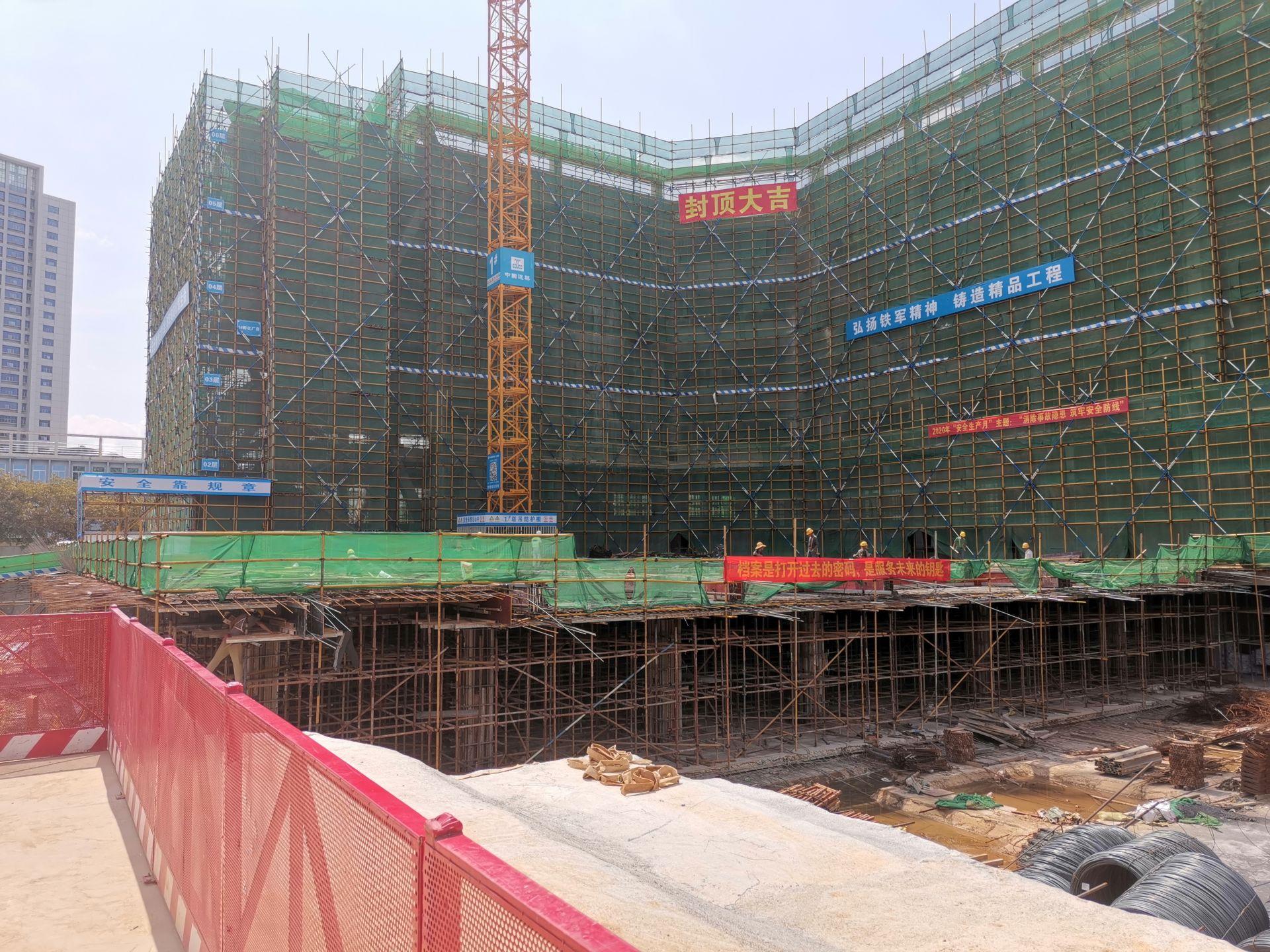 广西大学科技园升级规划建设项目进展顺利