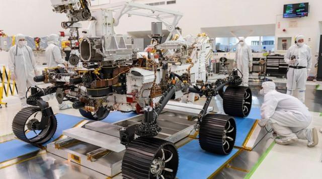 NASA继续推迟火星探测器发射,8月中旬还不升空就要等到2022年