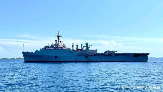 印度撤侨!出动海军万吨级船坞登陆舰,52岁高龄二手货仍难取代相关文章