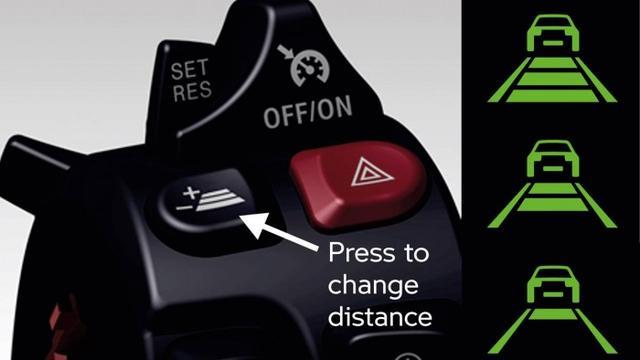 BMW Motorrad主动巡航控制系统提高了摩托车的舒适性和安全性