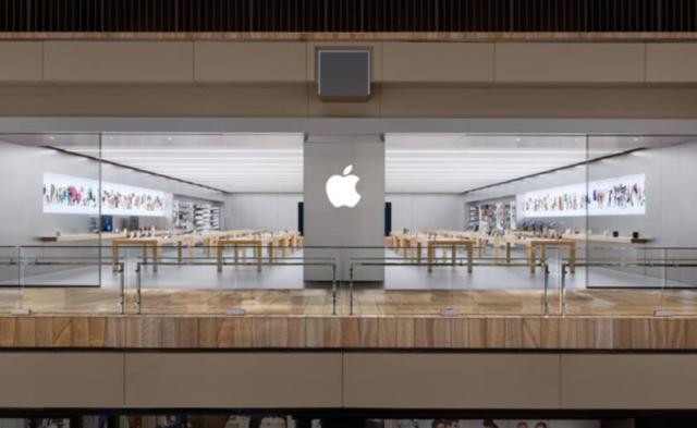 受当地疫情冲击 苹果宣布再次关闭其30家线下门店