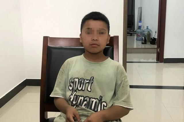 宁波12岁男孩走失刷爆朋友圈 警方:目前孩子已找到