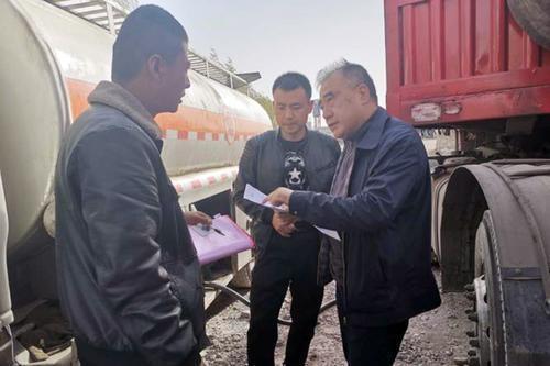 多部门协同作战 包头查获和追缴违法加油罐车9辆 成品油28.02吨