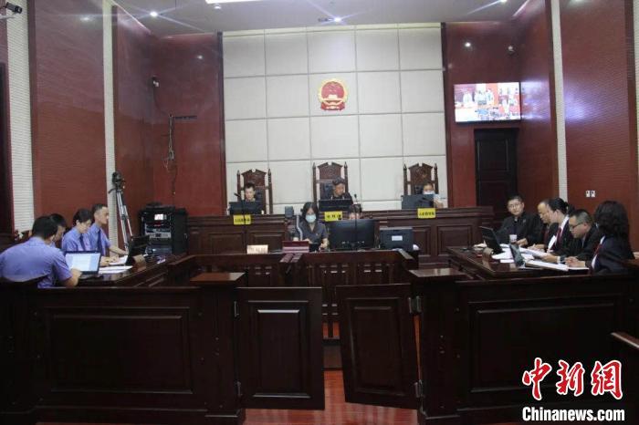 """山西""""二龙戏珠""""琉璃壁心文物被盗案当庭宣判"""
