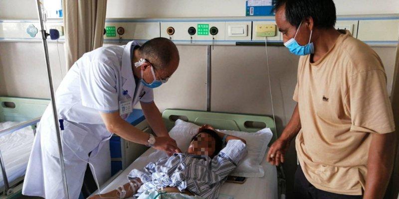 12岁唇裂男孩免费手术!山东186唇腭裂患儿获微笑一生救治