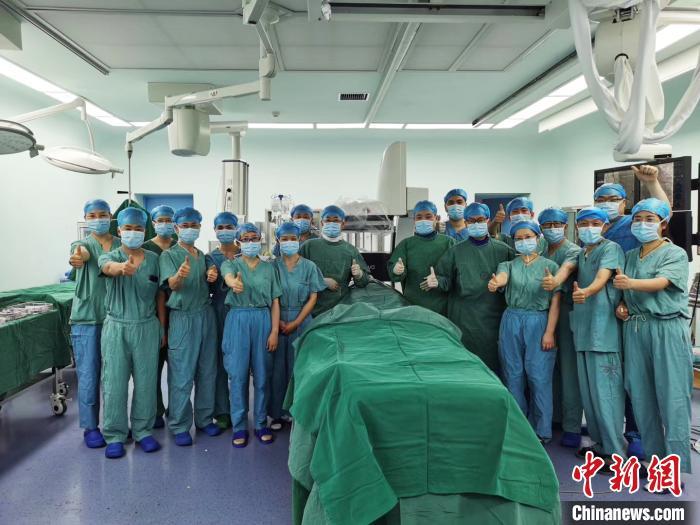 宁夏首例使用VitaFlow支架瓣膜TAVI手术成功实施