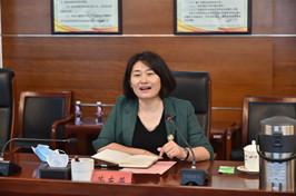 清华大学传授劳东燕。图/最高检官网