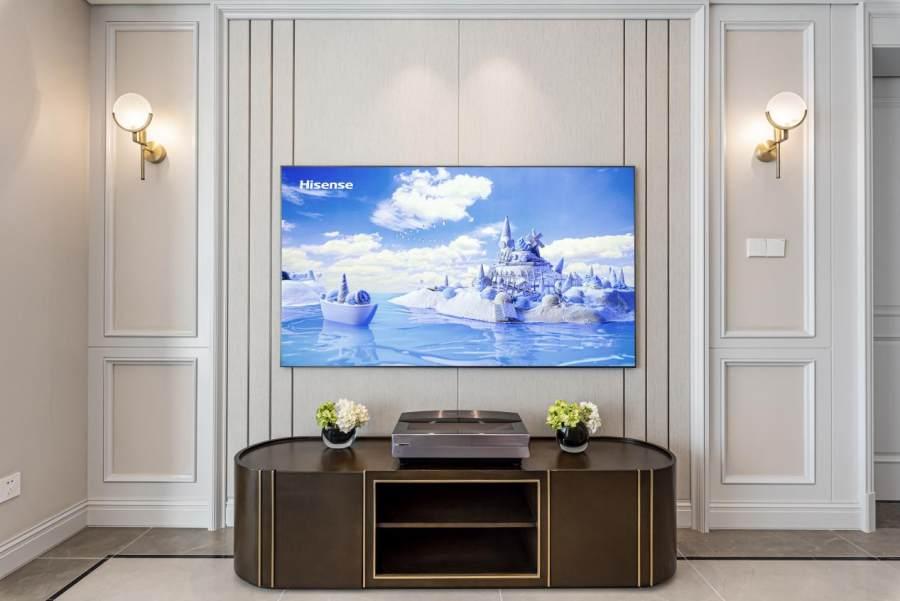 市场销售量占比超八成 海信激光电视有何畅销秘诀