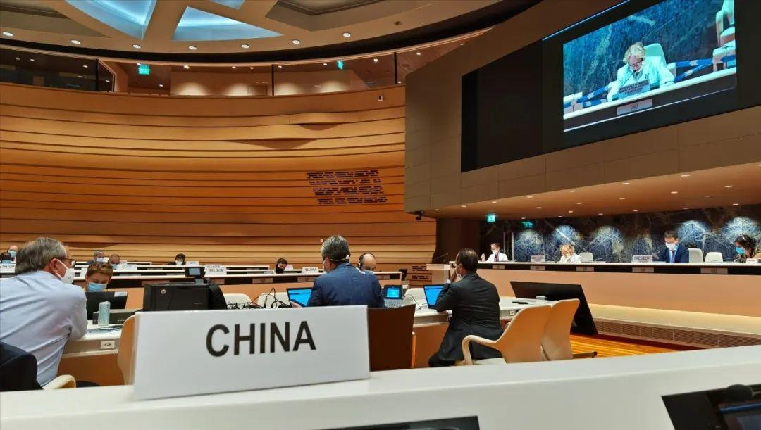 天富官网:针锋相对中美裁军大使天富官网隔空激烈交图片