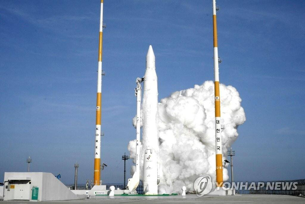 韩国运载火箭今后可用固体燃料或有助于其发展弹道导弹