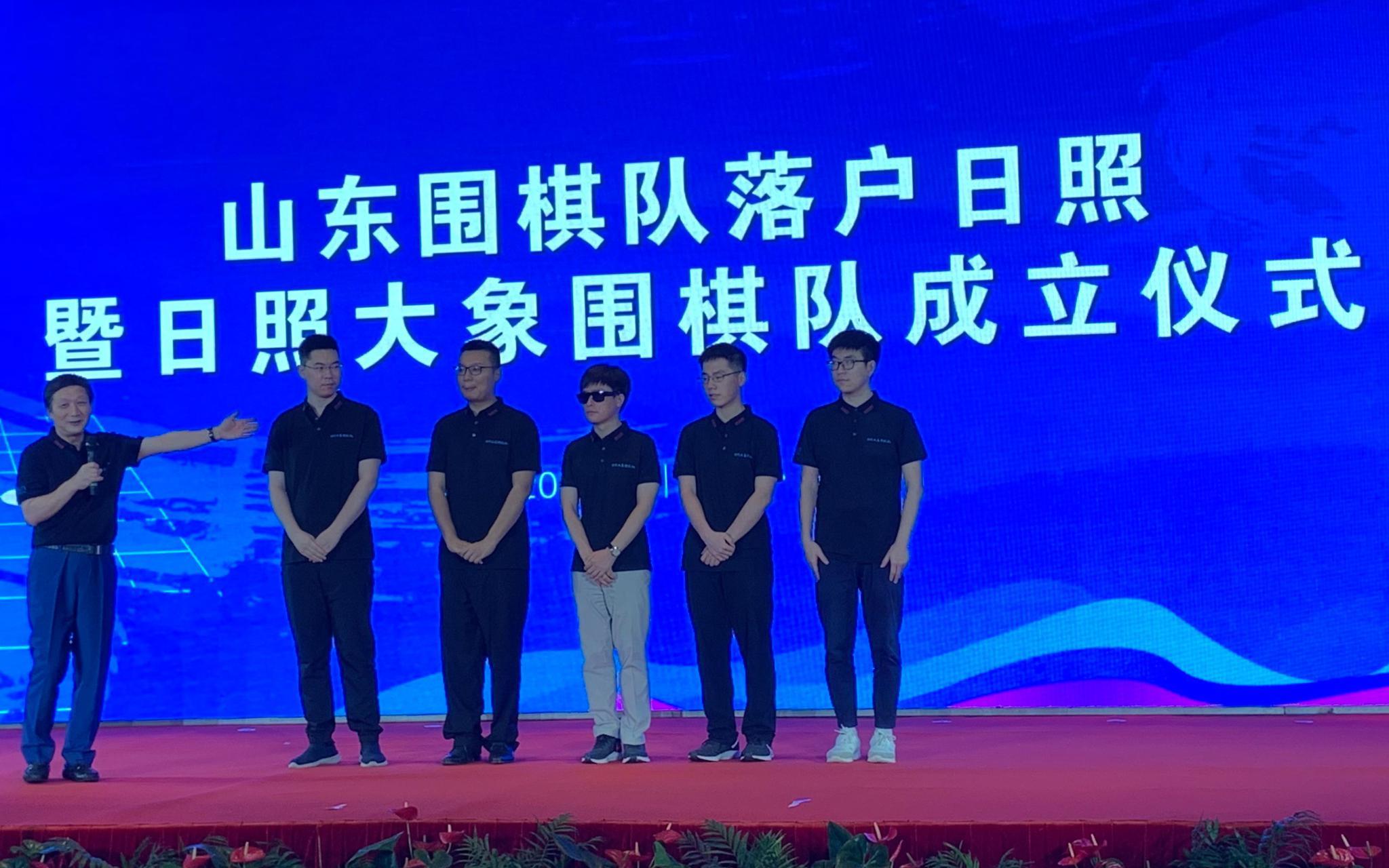坐拥4名九段棋手,今年围甲曹大元目标夺冠