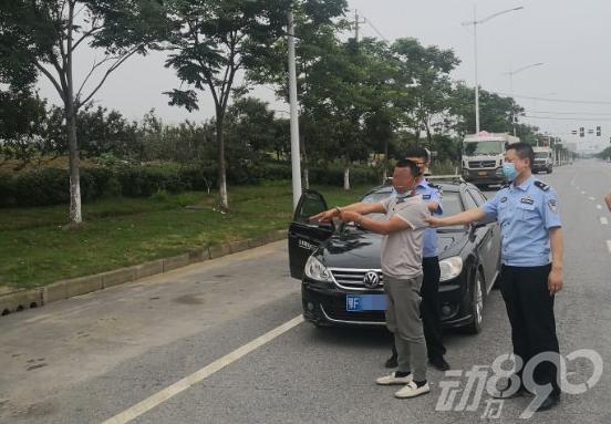 一个人在香洲、二七、靳东犯了8罪 偷了