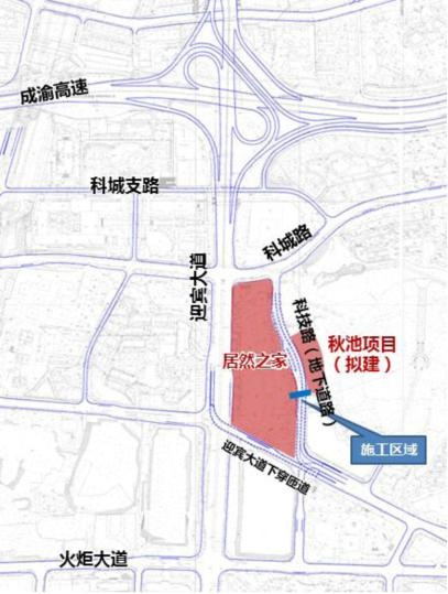 注意!九龙坡区这条道路下月起封闭实施,请绕行