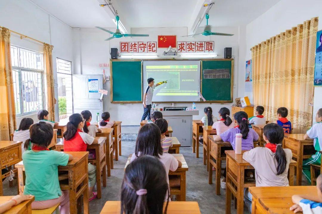 扶贫先扶智!番禺国企将优质教育资源带到五华