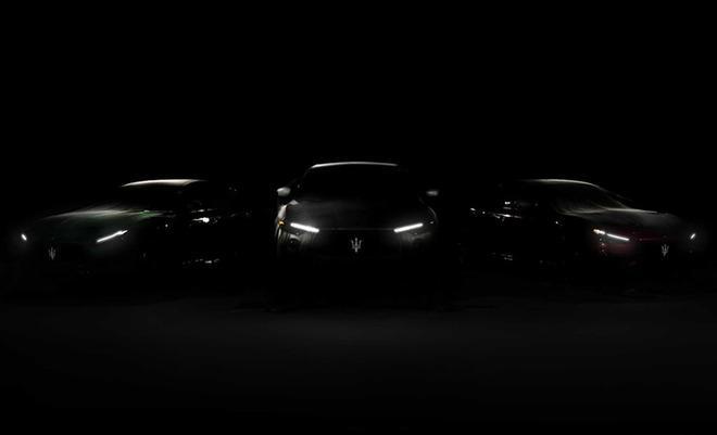 曝玛莎拉蒂全新高性能车预告图 8月10日首发