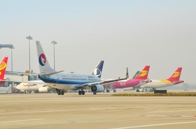 """石家庄机场将恢复""""石家庄-十堰-长沙""""航线"""