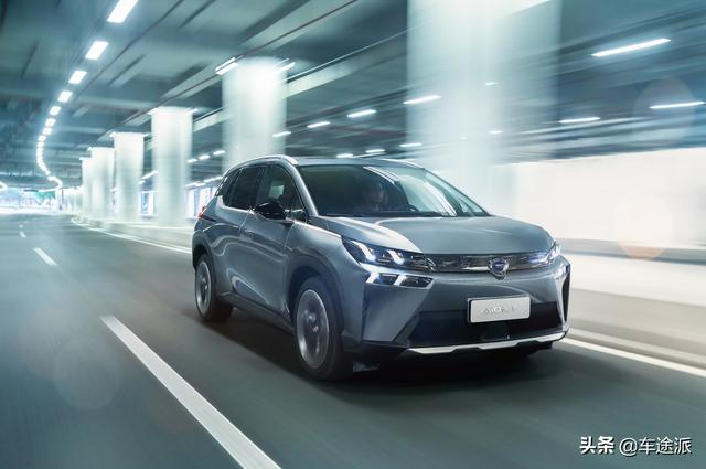六大暖心科技加持,下一代智能SUV-广汽新能源埃安V