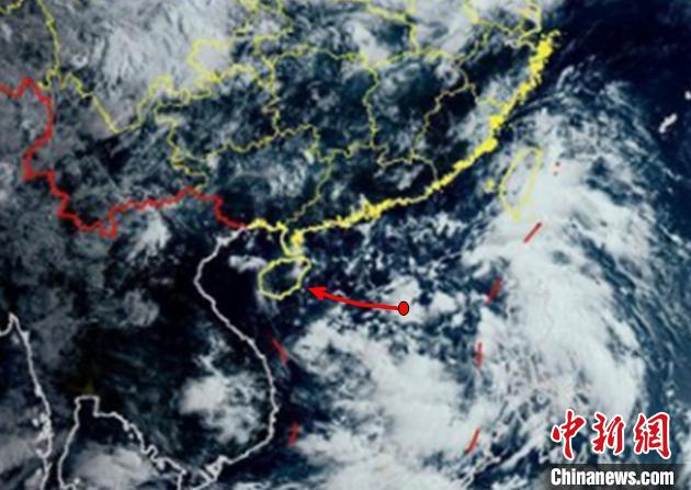 南海热带低压可能于31日生成 海南岛将迎来较强风雨图片