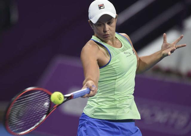 网球女单世界第一巴蒂将不参加今年美网比赛