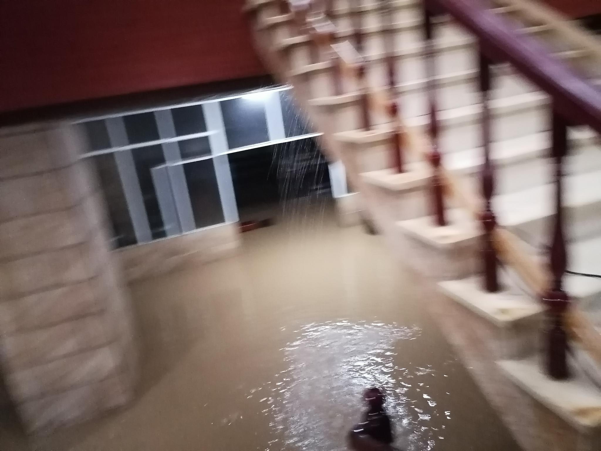 加固圩堤疏通水渠 独山镇农户补救被淹作物