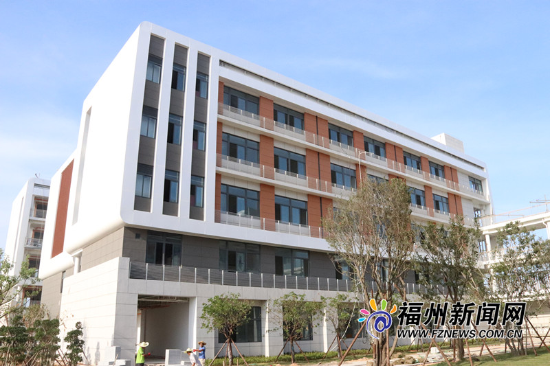 福州滨海新城第一小学计划今年9月招生 班级人数确定