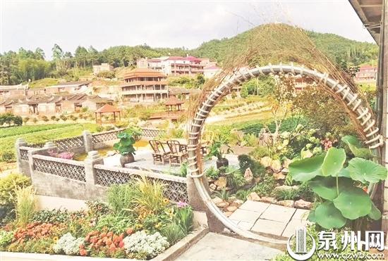 乡村美院创意设计大比拼 10个洛江乡村庭院大变样