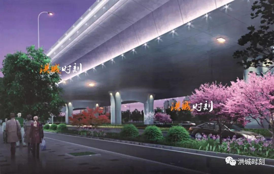 ▲桃新大道设计效果图