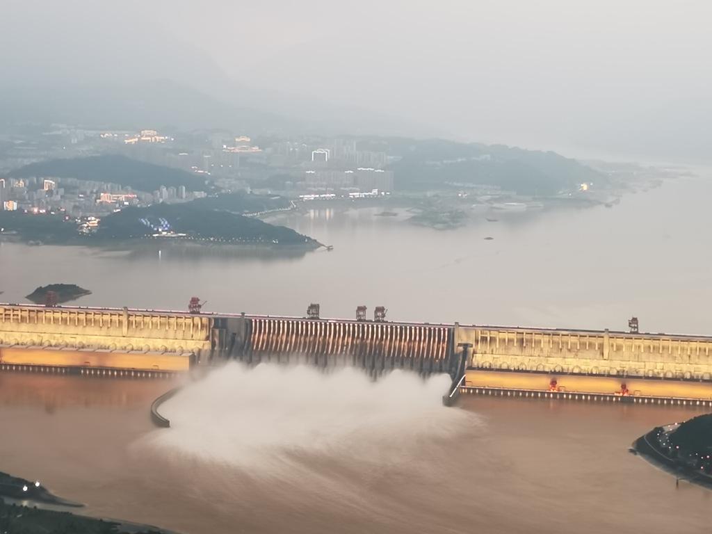 【宝宝计划】洪水不宝宝计划会影响三峡大坝坝基安全图片