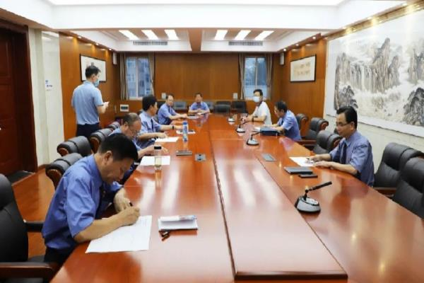 """河南三门峡检察院领导班子成员参加""""夜考"""""""