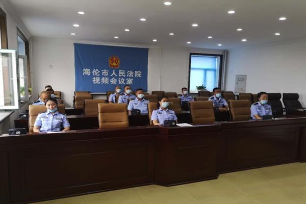 黑龙江海伦法院司法警察大队举办《中国共产党政法工作条例》专题辅导讲座