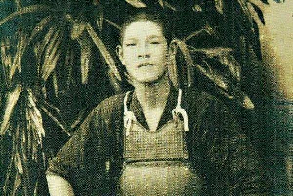 年轻时的李登辉(图源:网络)