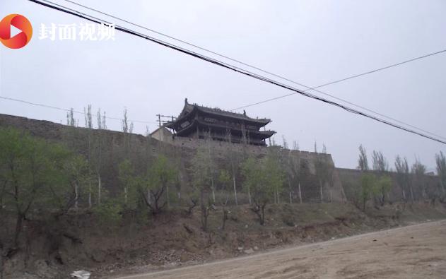 全国重点文保单位蔚州古城墙局部坍塌 国家文物局要求紧邻民房动迁