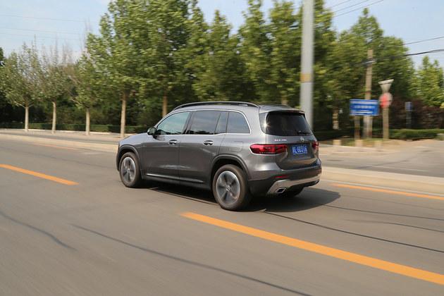 奔驰首款紧凑级7座SUV 试驾体验奔驰GLB