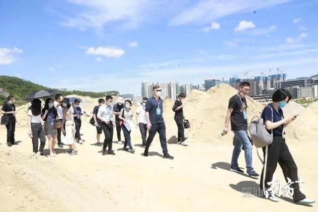 深汕工业互联网制造业创新基地建筑方案设计国际竞赛进入新阶段