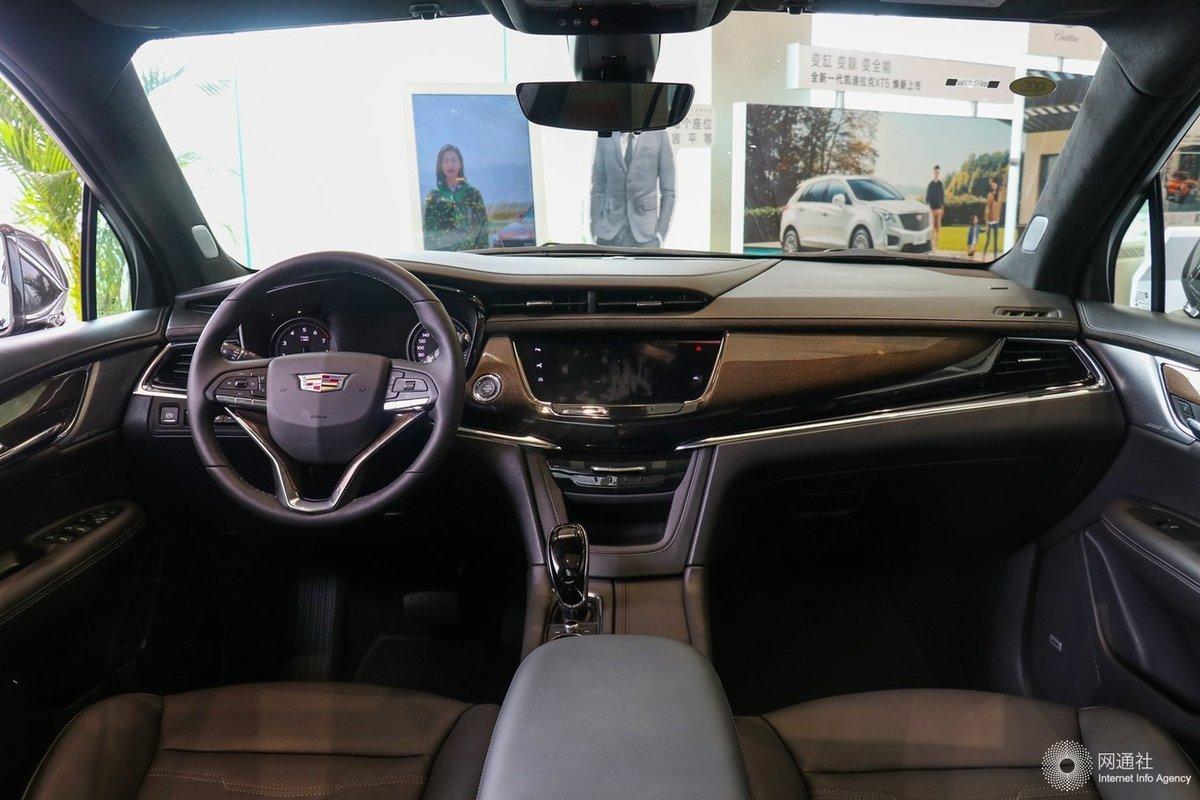 凯迪拉克XT6新增车型正式上市售44.57万元