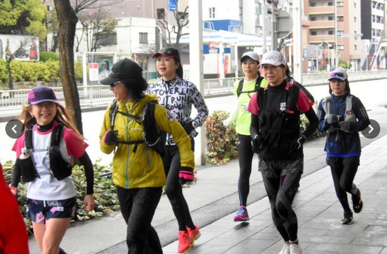 """与疫情共存的体育新样态日本各地兴起""""在线马拉松"""""""
