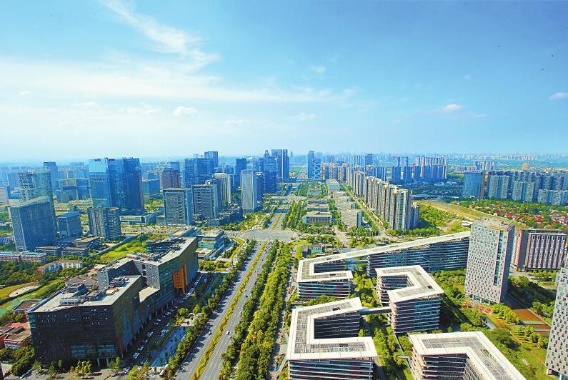 成都高新区与新津区签约,推动产业功能区协同发展!
