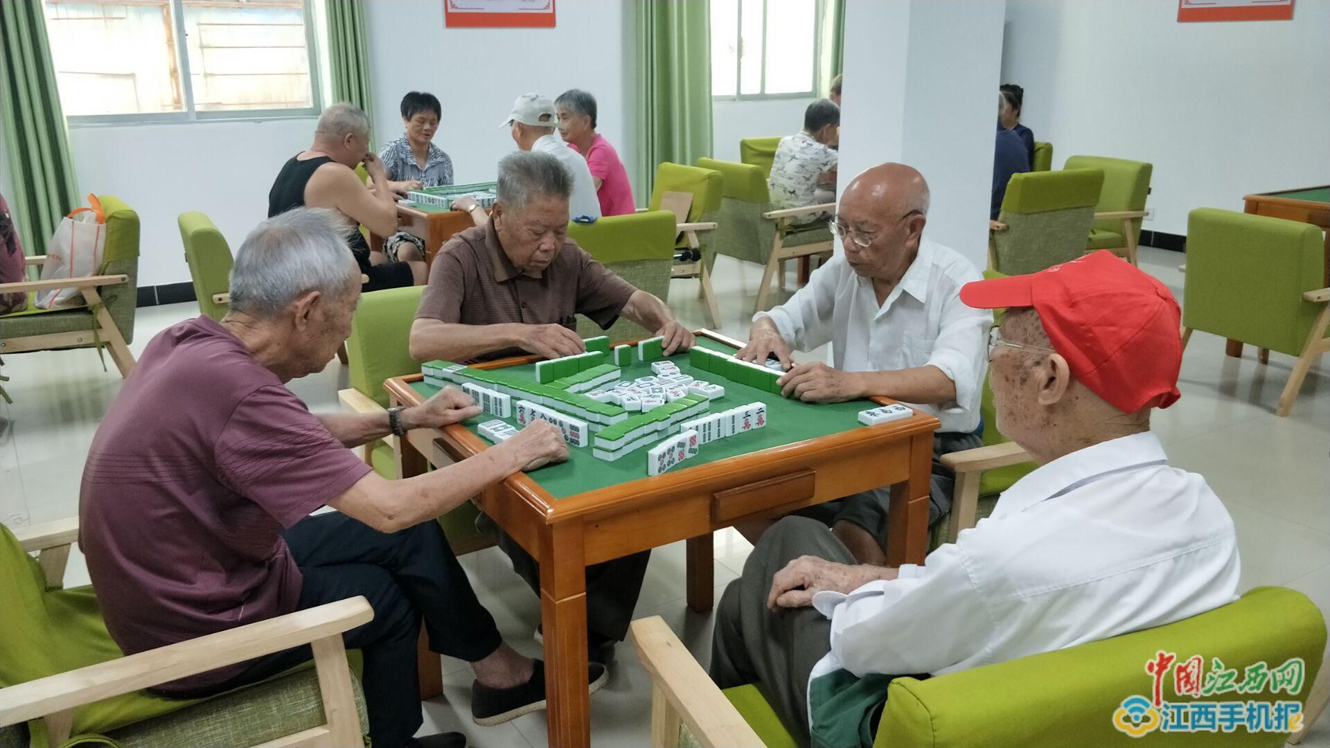 """吉安市健全养老服务体系 打造""""没有围墙的养老院""""(图)"""