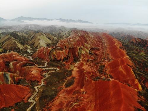 【联合早报】甘肃再添一处世界地质公园