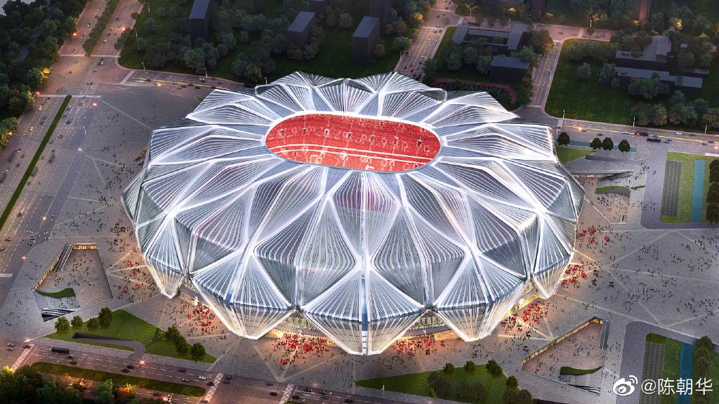 广州恒大足球场设计方案获会全票通过