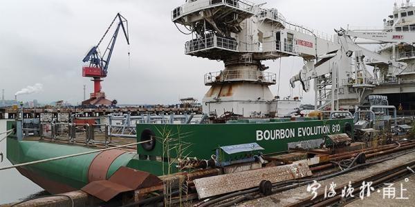 """位于象山港畔的""""浙江造船""""重启拍卖程序 挂牌3.6亿"""