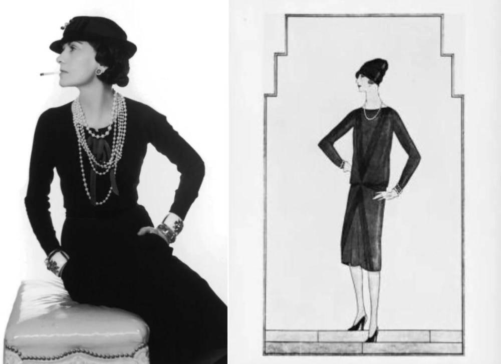 摩登日记 时尚New Look,经典永恒的小黑裙