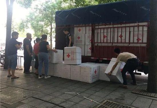 重庆市红十字会启动应急响应 支持受洪涝影响区县恢复生产生活