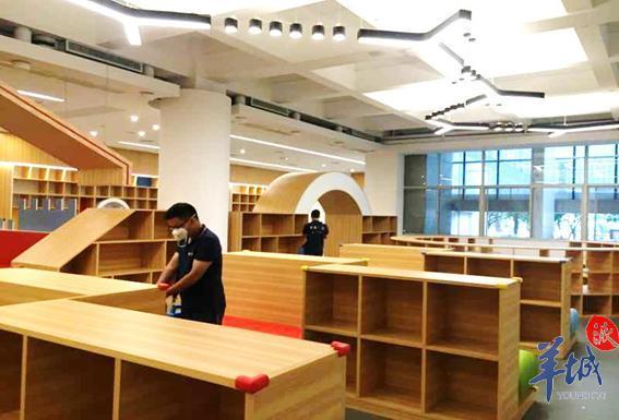 @惠州市民 慈云图书馆童·阅空间本月下旬开放