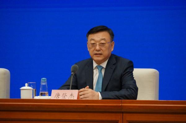 唐登杰任国家发改委党组副书记,38岁升副部