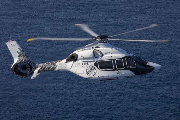 空客直升机H160获得欧洲航空安全局型号合格证