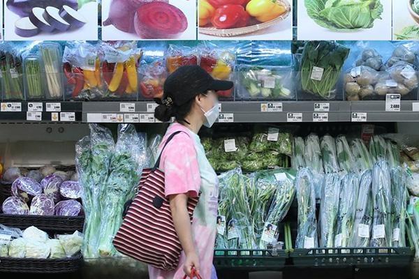 不涨不跌 韩6月消费者物价指数同比零增长